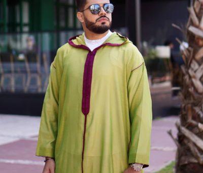 Djellaba traditionnelle Hommes