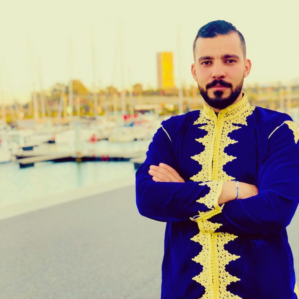Vente Jabador de mariage marocain