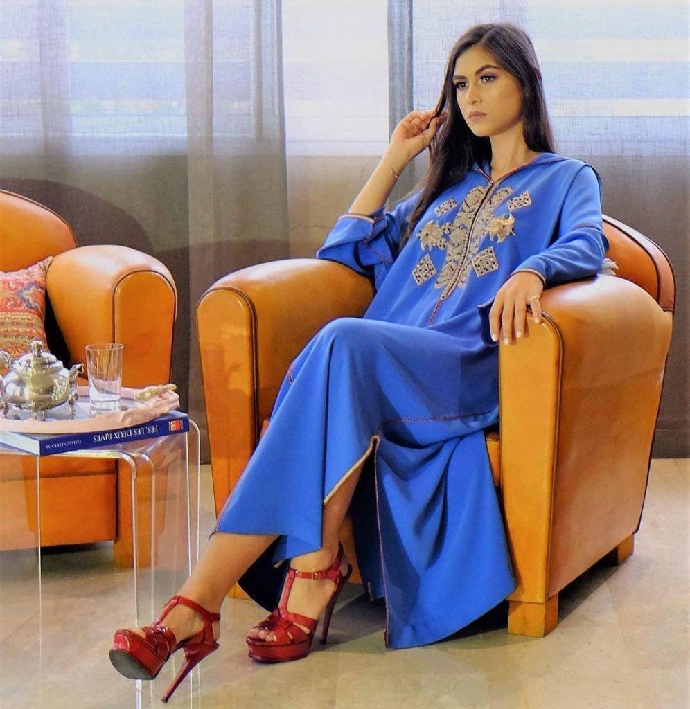 Djellaba femme marocaine 2019
