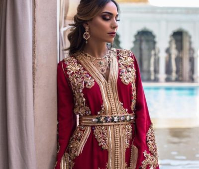vente caftan traditionnel en ligne