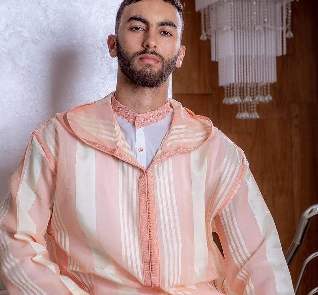 Djellaba marocaine pour homme 2021